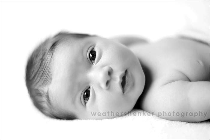 Austin newborn baby